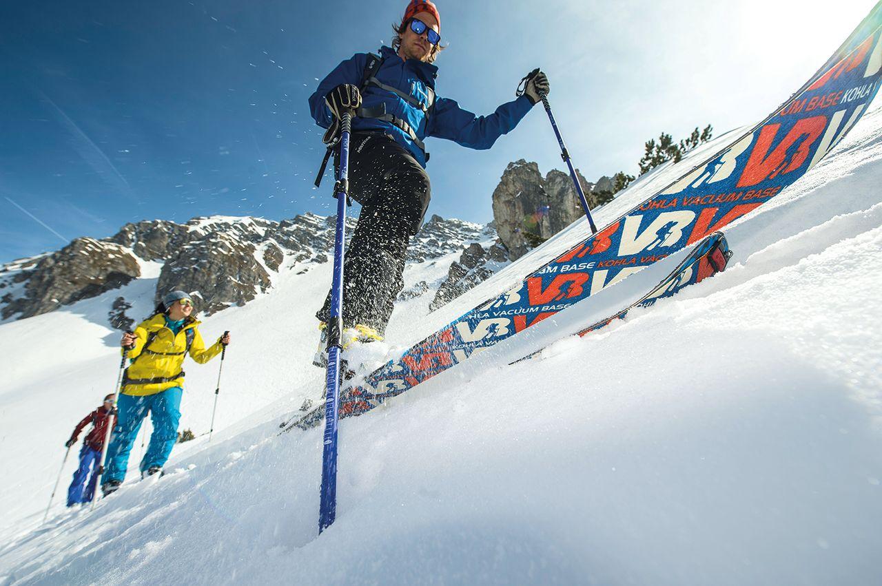 Kohla Tirol prezentuje nowe modele kijów trekkingowych