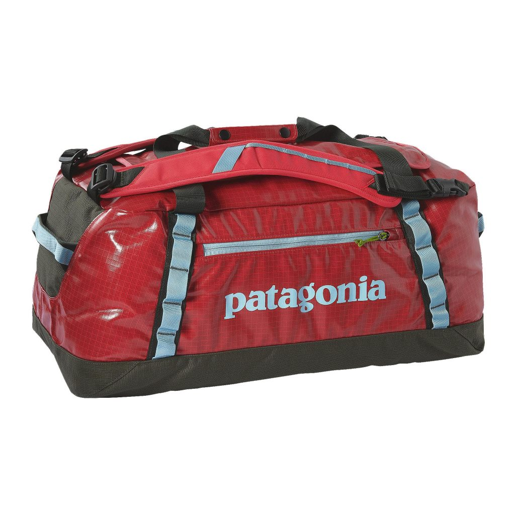 PATAGONIA BLACK HOLET DUFFEL BAG 60L