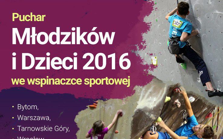 Wyniki trzeciej edycji Pucharu Młodzików i Dzieci 2016 rozegranej w Tarnowskich Górach