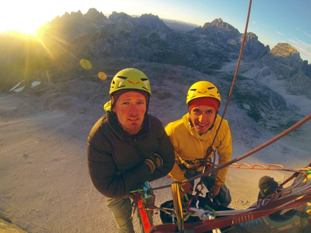 Zespol na drodze (fot. Alpine Wall Tour)