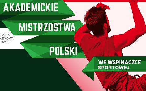 Akademickie Mistrzostwa Polski we Wspinaczce Sportowej już za miesiąc