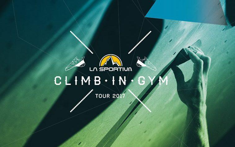 Climb-In-Gym Tour 2017. Testowanie butów wspinaczkowych La Sportiva