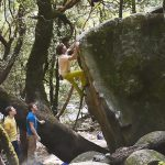 Chris Sharma on tour – kalifornijskie Fontainebleau