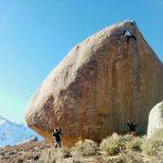 Nina Williams na Ambrosia (V11) – pierwsze kobiece przejście boulderu