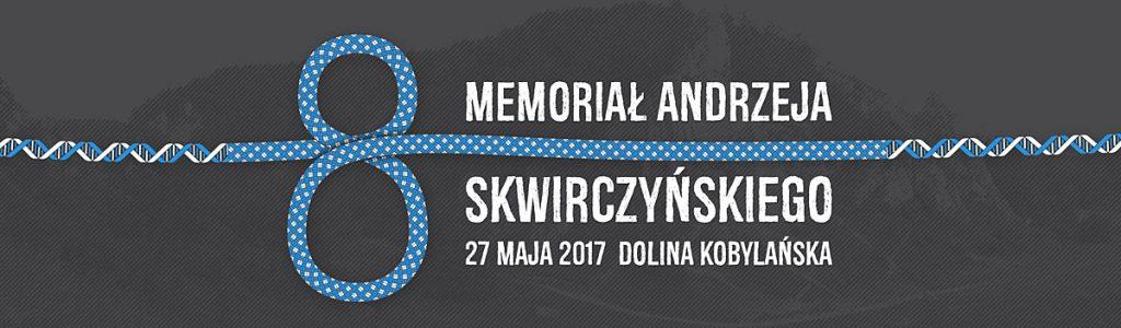 Grafika Klubu Wysokogórskiego Kraków na potrzeby 8. Memoria³u Andrzeja Skwirczyñskiego / 2017 / Dolina Kobylañska